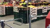 Importam tot mai multe alimente. Deficitul schimburilor comerciale a crescut cu peste 60% fata de anul trecut