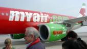 MyAir anuleaza jumatate din curse, din 29 septembrie, pentru doua saptamani