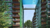 Visezi la un apartament in Londra? Incearca unul cu piscina suspendata