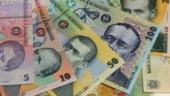 Cursul valutar - un nou minim istoric pentru leu. Vezi graficul tranzactiilor pe piata interbancara