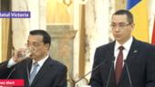 Ponta: Vom avea cale ferata de mare viteza, construita cu tehnologie chineza LIVE TEXT