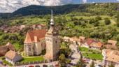 Turnul bisericii fortificate din Saschiz va putea fi vizitat din aceasta vara, dupa o investitie de 600.000 de euro