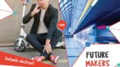 Experti de la World Economic Forum, Oxford si antreprenori romani cauta tineri cu idei de viitor pentru a-i premia cu 20.000 euro in competitia Future Makers