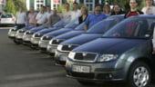 Piata auto, devastata de criza