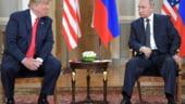 Donald Trump si-a anulat intalnirea cu Vladimir Putin, din cauza situatiei marinarilor ucraineni