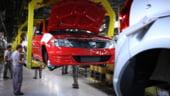 Criza trece, productia autohtona de masini creste