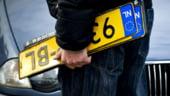 Placutele de inmatriculare cu cip ar putea deveni obligatorii