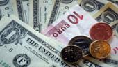 Moneda nationala se apreciaza pana la cursul de 4,2748 lei/euro