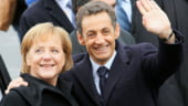 Nicolas Sarkozy si Angela Merkel vor efectua o vizita in Italia pe 20 ianuarie