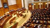Parlamentul se reuneste joi pentru citirea cererii de suspendare din functie a presedintelui Basescu