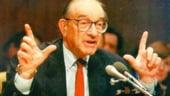 Greenspan estimeaza ca Fed nu va putea face fata unei recesiuni a economiei americane