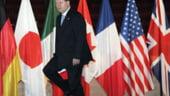 Aprecierea euro provoaca discutii in cadrul G7
