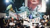 Proteste Bucuresti: Restrictii in trafic si zone de evitat
