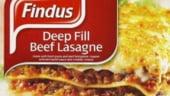 Scandal in Marea Britanie: Carnea de cal descoperita in lasagna ar fi venit din Romania