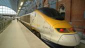 Trenurile Eurostar vor putea circula in Franta chiar si in cazul unui Brexit fara acord