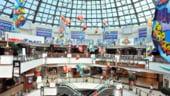 Vanzarile din mall-urile din Bucuresti, mai mari cu pana la 2.000 euro/mp fata de cele din alte orase