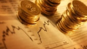 Leul se apreciaza la 4,2552 unitati/euro, influentat de evolutia regiunii si de anuntul FMI
