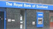 Royal Bank of Scotland a afisat pierderi in T1