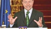 Basescu: Bancile mama au obligatia sa nu retraga banii de la bancile romanesti