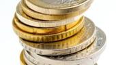 Cursul valutar: 4,23 lei/euro, spre finele sedintei