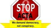 ACTA: Europenii incep protestele