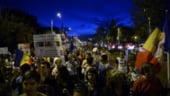 Peste 10.000 de protestatari duminica, fata de proiectul Rosia Montana