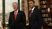 Sfaturile economice ale lui Bill Clinton pentru Obama