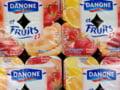 Profitul Danone a ajuns 1,17 miliarde euro