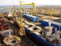 Ministerul Economiei si Damen aproba azi conditiile in care vor administra Santierul Naval Mangalia