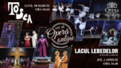 "Opera Nationala Bucuresti prezinta ""Tosca"" si ""Lacul Lebedelor"" in cadrul Seri de Opera Online"