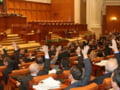 Ponta: Nu dam bani in plus in 2013 pentru Parlamentul extins