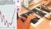 BNR:Provizioanele bancilor au crescut de peste 2 ori in ultimul an