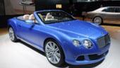 Noua decapotabila Bentley: Masina pentru care nu trebuie sa faci compromisuri