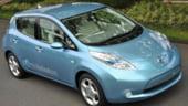 Nissan a inceput productia modelului electric Leaf