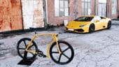 Cum ti-ar sta pe o bicicleta inspirata de bolizii Lamborghini?