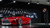 Salonul Auto de la Detroit iti arata cele mai tari masini! (VIDEO)