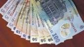 Veniturile bugetare au crescut cu 5,69%, pana la 15,06 miliarde lei