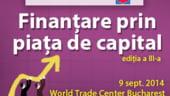 Finantare prin piata de capital, la cea de-a treia editie