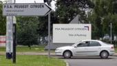PSA Peugeot Citroen vrea sa reduca productia in Franta, pentru restrangerea costurilor