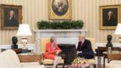 Theresa May il critica pe Trump pentru distribuirea unor clipuri anti-musulmane. Presedintele SUA ii da replica imediat