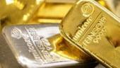 Guvernul vrea sa dubleze redeventa pentru aur, platina si argint, de la 4% la 8% din productie