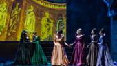Soprana Lacrimioara Cristescu, invitata in spectacolul Trubadurul de pe scena Operei Nationale Bucuresti