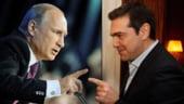 Tsipras grabeste intalnirea cu Putin. Acesta sa fie asul din maneca sa?