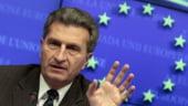 Comisarul european pentru energie sustine exploatarea gazelor prin fracturare hidraulica
