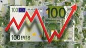 Romania a inregistrat, in aprilie, cea mai mare rata anuala a inflatiei din UE - 4,4%