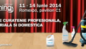 O noua editie a expozitiei de curatenie profesionala Cleaning Show va avea loc in iunie 2014