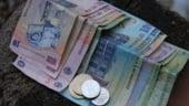 Cursul stagneaza la 4,2050 lei/euro