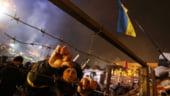 Ucraina fierbe: Somat de protestatari sa-si dea demisia, Ianukovici a plecat din Kiev