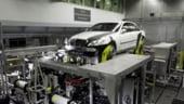 Romania, in carti pentru o fabrica Mercedes