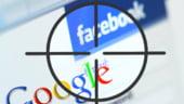 Google si Facebook si-au triplat bugetele de lobby. Vezi de ce
